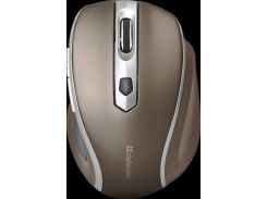 Мышь Defender Safari MM-675 Wireless Stone (52678) (6130270)