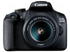 Цифровая зеркальная фотокамера Canon EOS 2000D 18-55 IS (6441365)