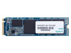 SSD накопитель Apacer AS2280P4 256GB PCIe 3.0x4 M.2 (AP256GAS2280P4-1) (6583881)