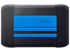 HDD накопитель Apacer AC633 1TB (AP1TBAC633U-1) USB 3.1 Blue (6428268)