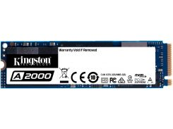 SSD накопитель Kingston A2000 1TB 3D TLC (SA2000M8/1000G) (6509394)