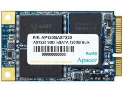 SSD накопитель Apacer AST220 120GB mSATA TLC (AP120GAST220-1) (6515954)