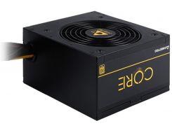 Блок питания Chieftec BBS-500S Core, ATX 2.3, APFC, 12cm fan, Gold, RTL