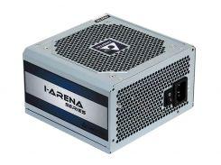 Блок питания Chieftec GPC-500S, ATX 2.3, APFC, 12cm fan, КПД 80%, bulk