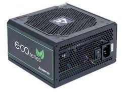 Блок питания Chieftec GPE-600S, ATX 2.3, APFC, 12cm fan, КПД >85%, RTL