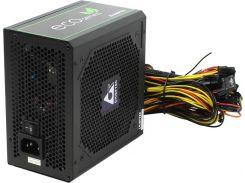 Блок питания Chieftec GPE-700S, ATX 2.3, APFC, 12cm fan, КПД >85%, RTL