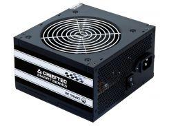 Блок Питания Chieftec GPS-500A8, ATX 2.3, APFC, 12cm fan, КПД 85%, RTL