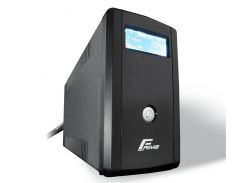 ИБП Frime Guard 850VA FGS850VAPUL, Lin.int., AVR, 2 х евро, USB, пластик