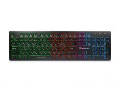 Клавиатура REAL-EL Comfort 7070 Black USB UAH (EL123100018)