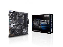 Материнская плата Asus Prime B550M-K Socket AM4