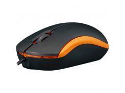 Мышь Frime FM-010 Black/Orange USB