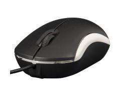 Мышь Frime FM-010 Black/White USB