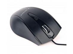 Мышь Gembird MUS-4B-02 Black USB