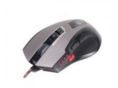 Мышь Gembird MUSG-004 Black, Grey USB
