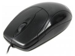 Мышь Maxxter Mc-209 USB Black