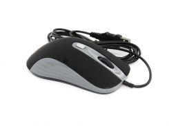 Мышь ProLogix PSM-200BG; Black/Grey 800/1400 DPI USB 1,5m