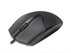 Мышь REAL-EL RM-410 Silent Black USB
