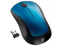 Мышь беспроводная Logitech M310 (910-005248) Blue USB