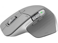 Мышь беспроводная Logitech MX Master 3 (910-005695) Mid Grey USB (910-005695)