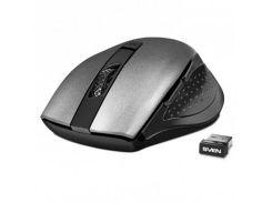 Мышь беспроводная Sven RX-425W Gray USB (00530105)