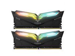 Модуль памяти DDR4 2x8GB/3200 Team T-Force Night Hawk Black RGB (TF1D416G3200HC16CDC01)