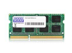 Модуль памяти GOODRAM SO-DIMM 8Gb DDR3 1333 (GR1333S364L9/8G)