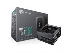 Блок питания CoolerMaster MWE Gold 650W (MPY-6501-AFAAG-EU)