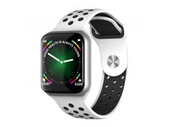 Умные смарт-часы Smart Watch F8 Classic Белый (swf8classicwh)