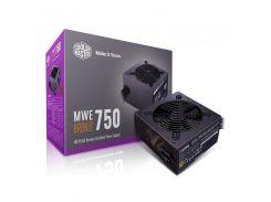 Блок питания CoolerMaster MWE 750 Bronze V2 750W (MPE-7501-ACAAB-EU)