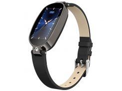 Умные часы фитнес браслет Finow B79 с тонометром и ЭКГ Черный