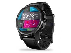 Умные часы Zeblaze Thor 4 Pro с Android 7.1.1 и встроенным GPS Черный