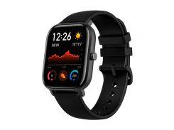 Смарт-часы Amazfit GTS Obsidian Black Международная версия (A1914OB)