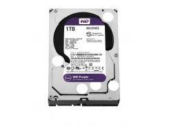 Накопитель HDD SATA 1.0TB WD Purple 5400rpm 64MB (WD10PURZ) - Refubrished