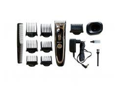 Аккумуляторная Машинка для стрижки волос с керамическими ножами SODY SD 2022 (10139)
