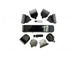 Аккумуляторный Триммер для Стрижки Волос Тела, Бороды, Носа, Ушей, Головы Rozia HQ 5300 5в1 (10171)