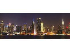 Обогреватель-картина инфракрасный настенный ТРИО 600W 150 х 60 см Нью-Йорк (gr_010076)