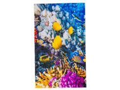 Обогреватель-картина инфракрасный настенный ТРИО 400W 100 х 57 см коралловый риф (gr_010241)