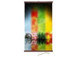 Обогреватель-картина инфракрасный настенный ТРИО 400W 100 х 57 см сезоны (gr_010020)