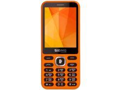 Sigma mobile X-style 31 Power Dual Sim Orange