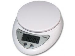 Кухонные весы до 5 кг Kronos WH-b05 (bks_00400)