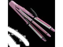 Плойка для волос Gemei GM 2966 Розовый (GM 2966)