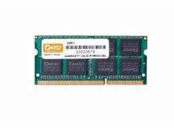 Оперативная память SO-DIMM 4GB/1600 DDR3 Dato (4GG2568D16L)