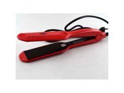 Выпрямитель для волос Promotec с керамическим покрытием 60 Вт Красный (PM-1226)