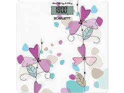 Весы напольные SCARLETT SC-BS33E045 Разноцветные