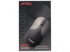 Мышь USB JEDEL CP73 Black