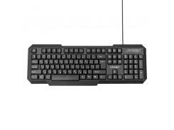 Клавиатура USB Crown CMK-13 черная (CMK-13 Black)