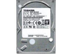 "Накопитель HDD 2.5"" SATA 500GB Toshiba 5400rpm 8MB (MQ01ABD050V)"