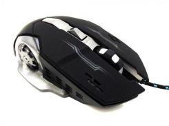 Геймерская мышь Media-Tech Cobra Pro Borg Черный с серым