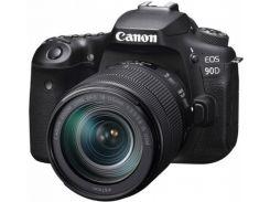 Фотоаппарат Canon EOS 90D Kit (18-135mm) USM