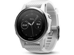 Смарт-часы Garmin Fenix 5s Белый with Carrara Белый Band (010-01685-00)